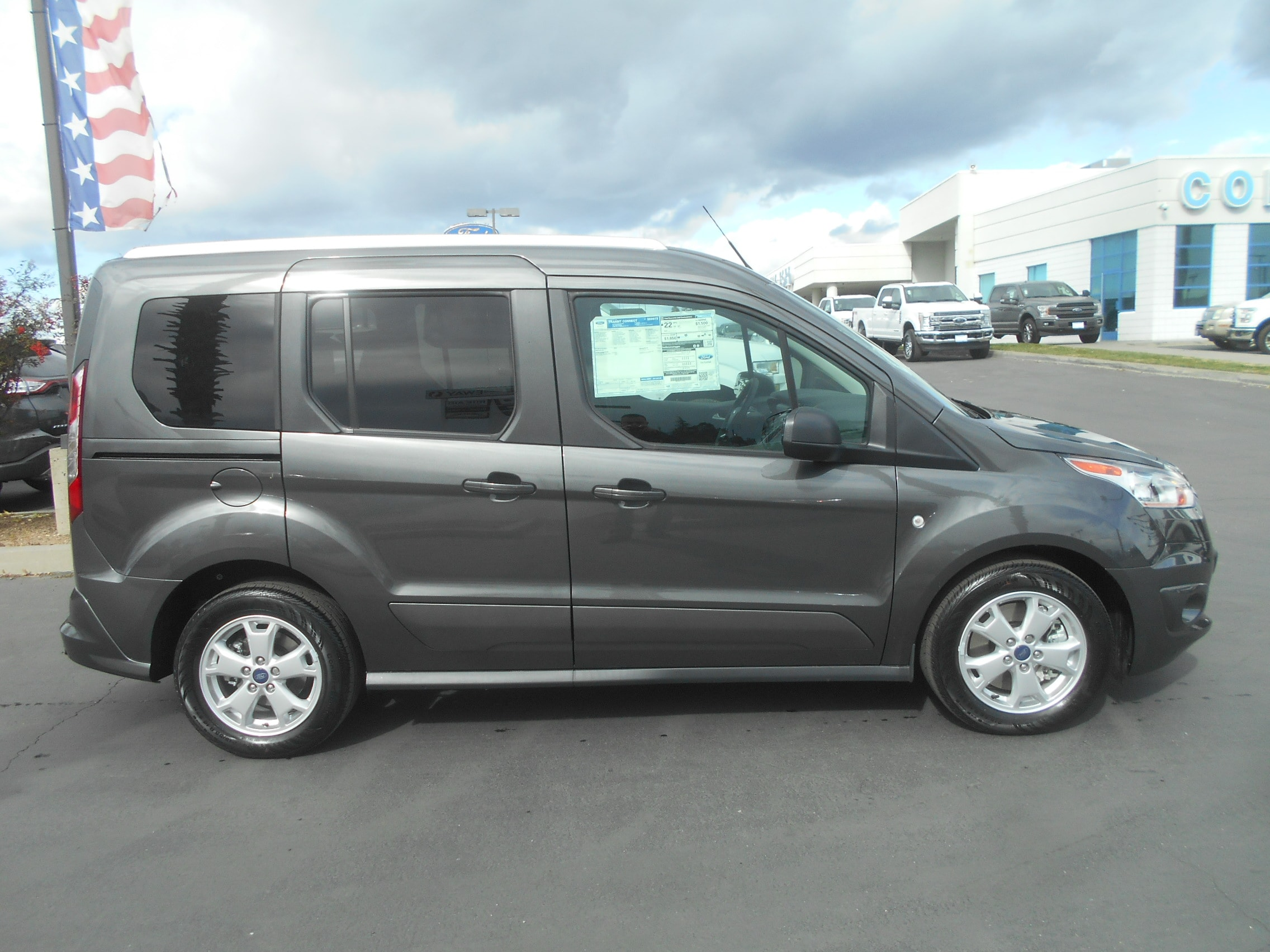 2018 Transit Connect 4x2,  Passenger Wagon #52758 - photo 7