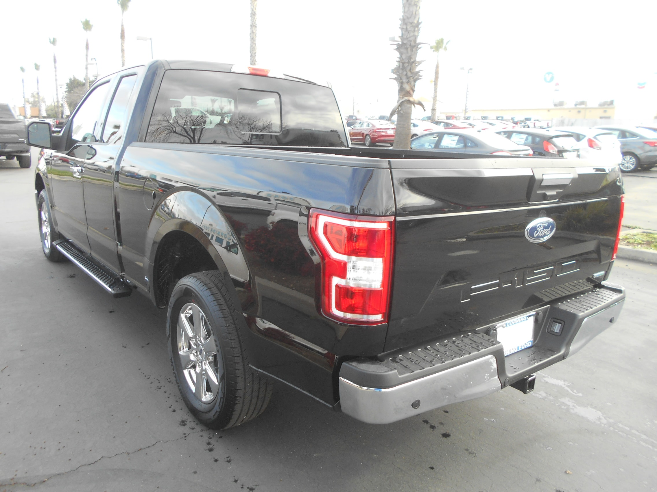 2018 F-150 Super Cab 4x2,  Pickup #52822 - photo 2