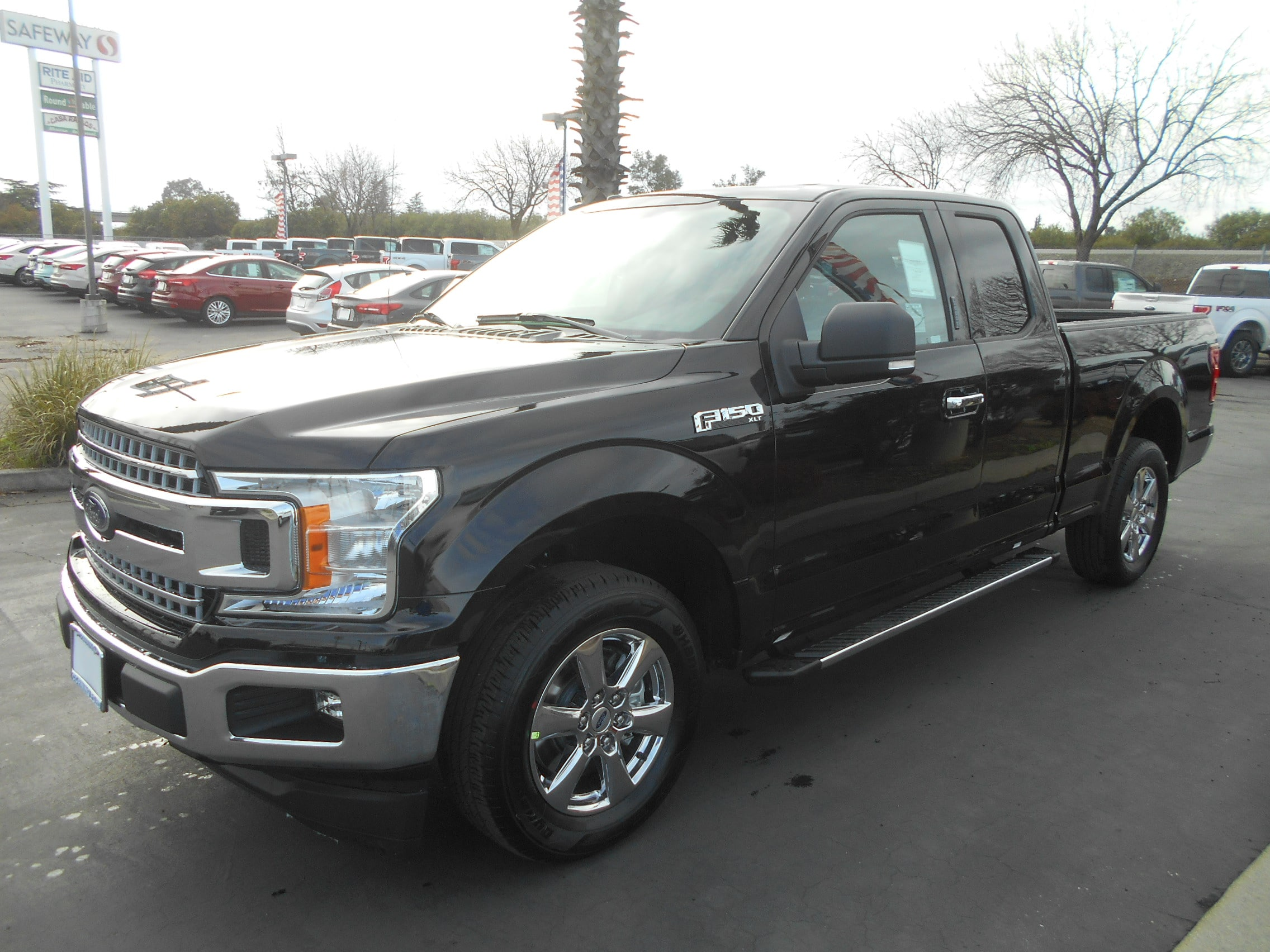 2018 F-150 Super Cab 4x2,  Pickup #52822 - photo 1