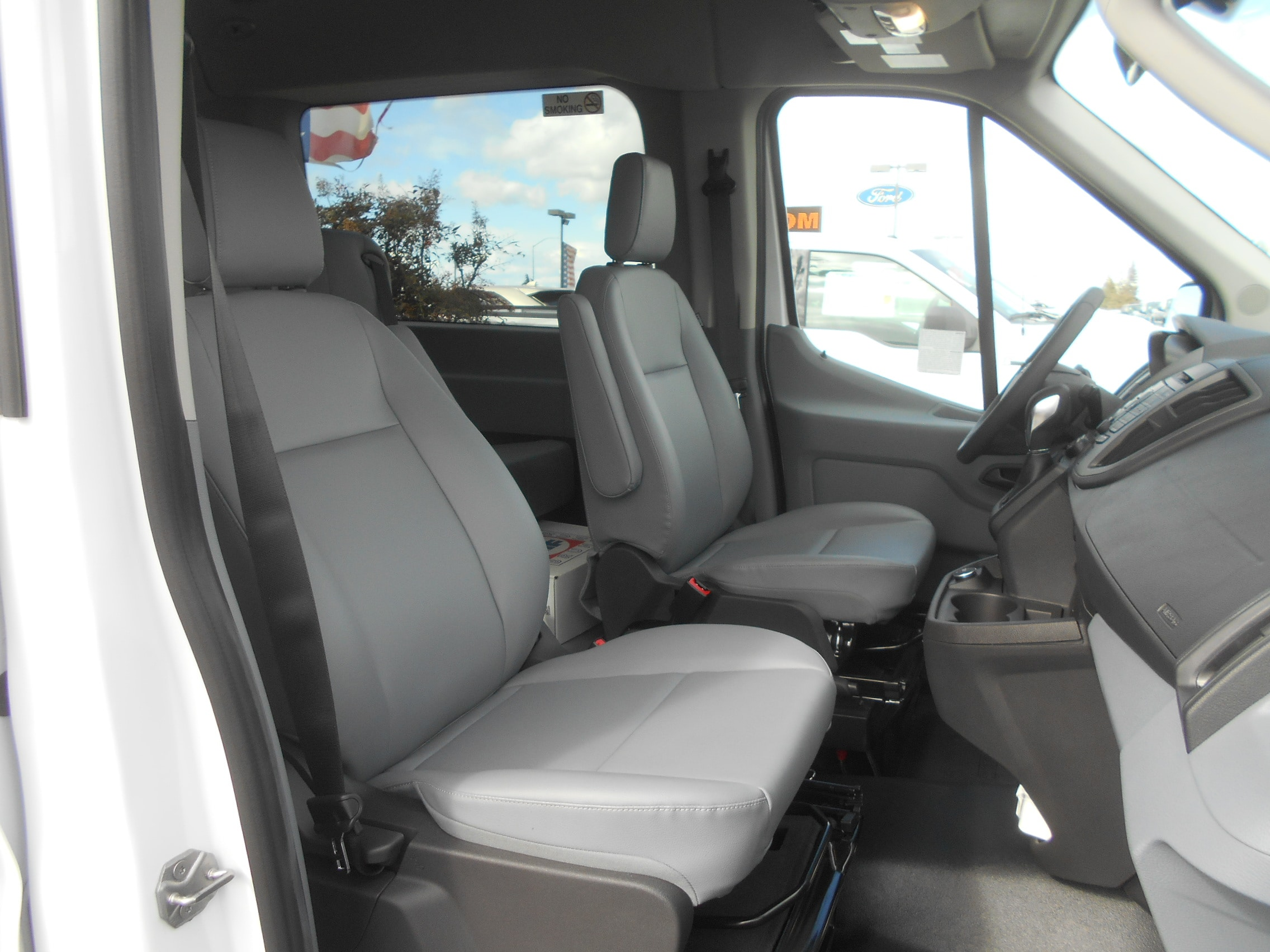 2018 Transit 150 Med Roof 4x2,  Mobility #52836 - photo 10