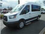 2018 Transit 150 Med Roof 4x2,  Mobility #52836 - photo 1