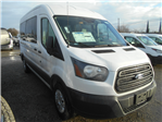 2018 Transit 350 Med Roof,  Empty Cargo Van #52838 - photo 1