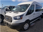 2018 Transit 350 Med Roof, Passenger Wagon #52967 - photo 1