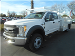 2017 F-550 Crew Cab DRW, Scelzi Contractor Body #53028 - photo 1