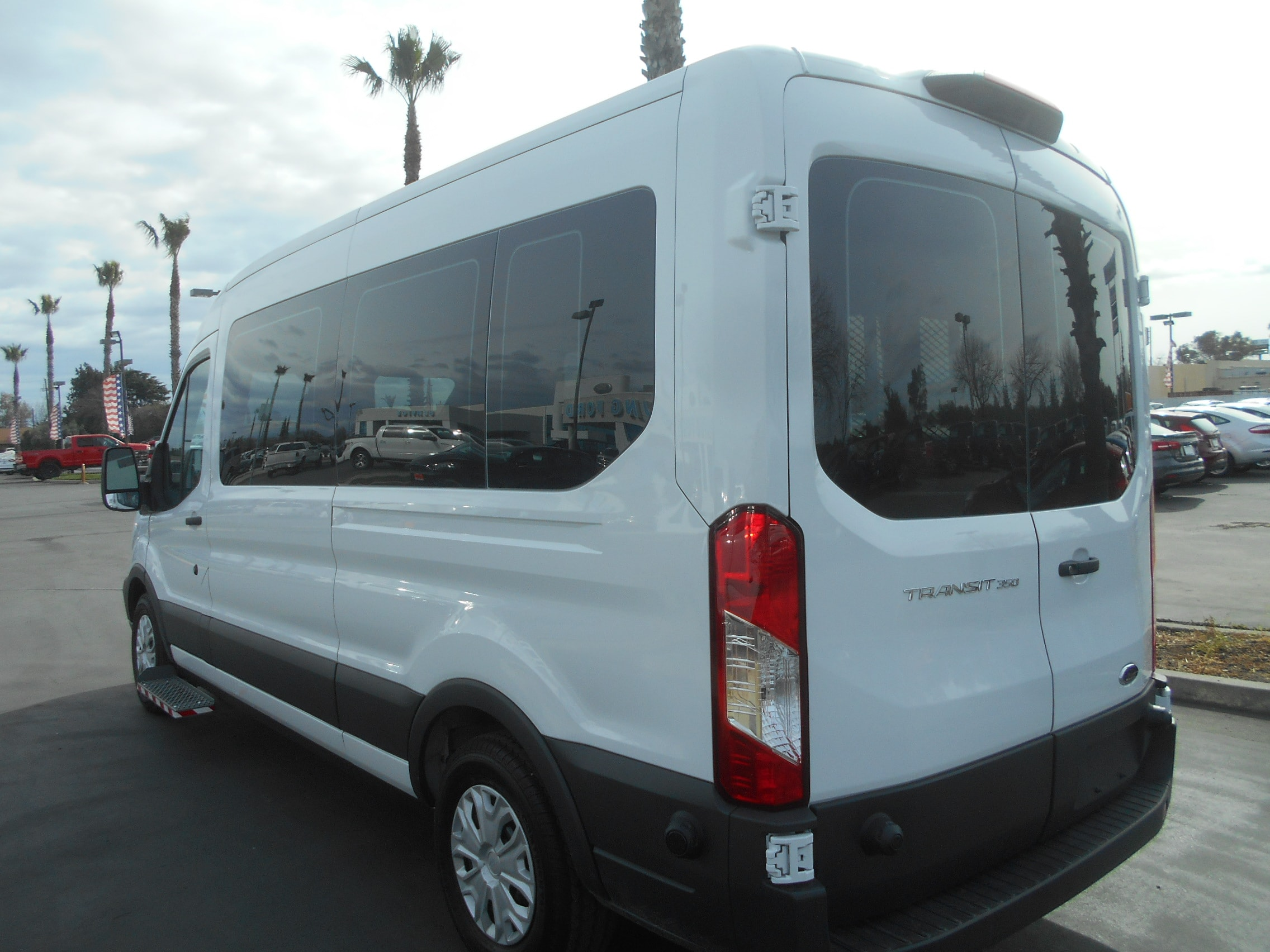 2018 Transit 350 Med Roof 4x2,  Mobility #53054 - photo 10