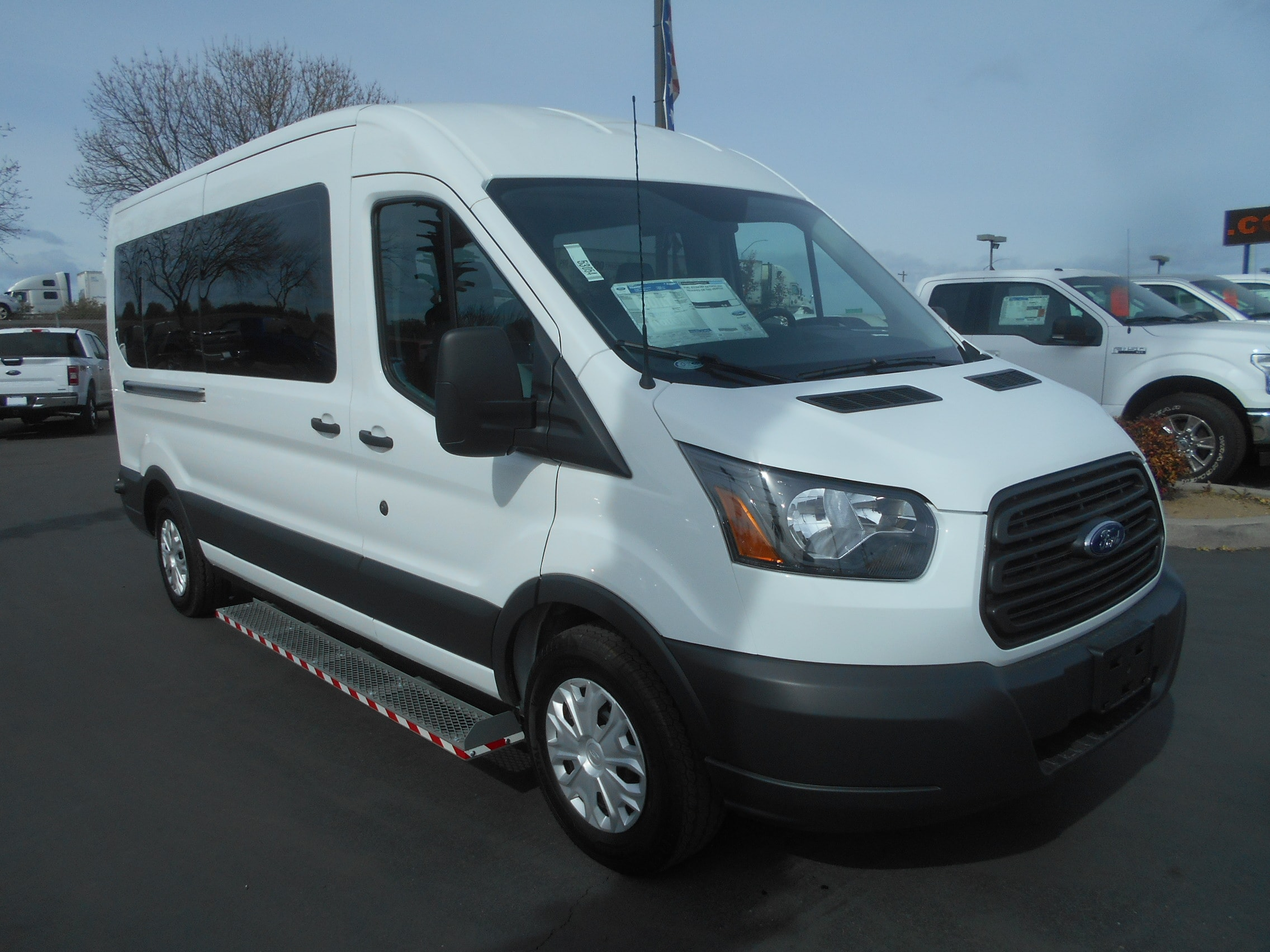 2018 Transit 350 Med Roof 4x2,  Mobility #53054 - photo 7