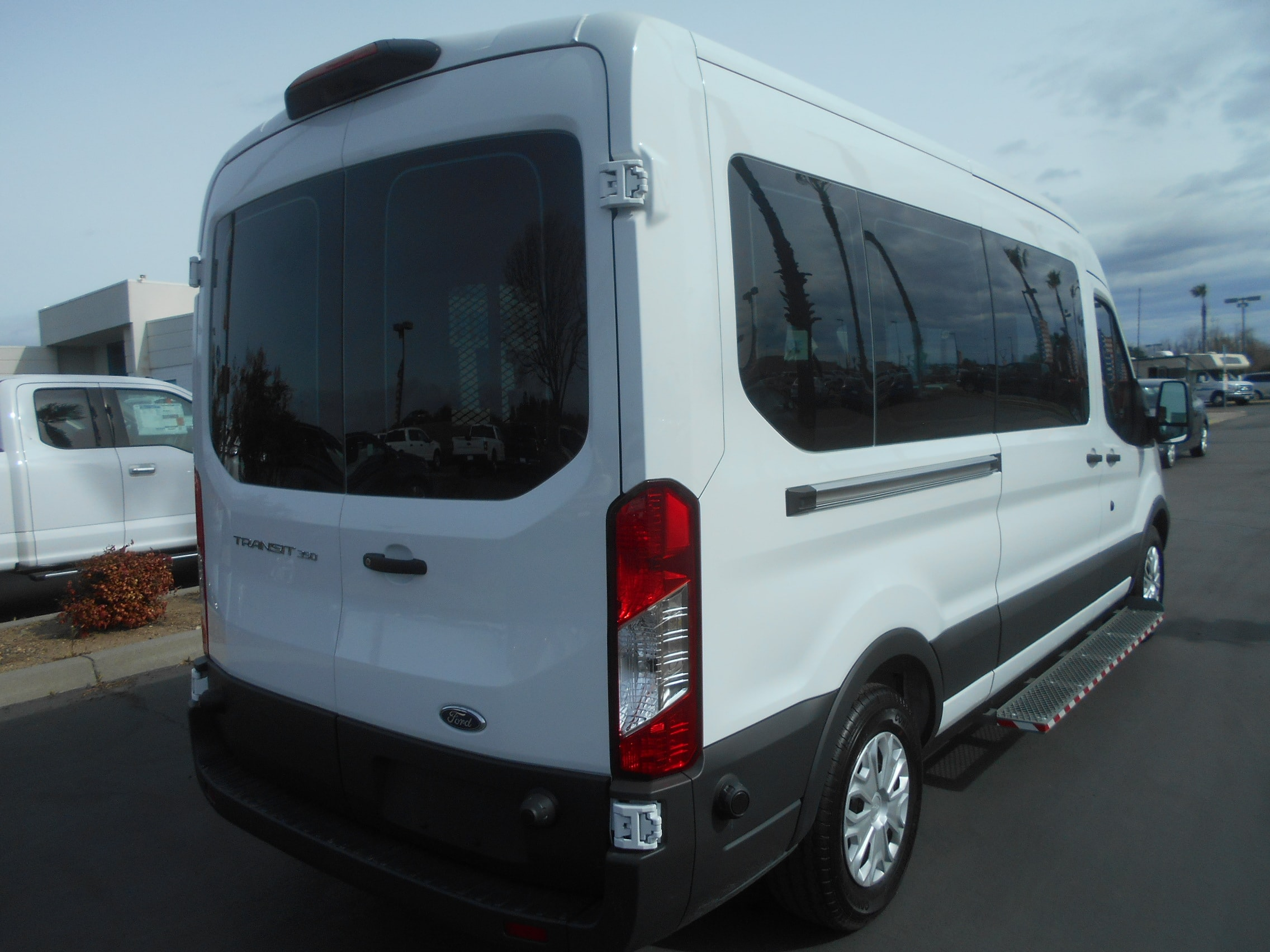 2018 Transit 350 Med Roof,  Mobility #53054 - photo 8