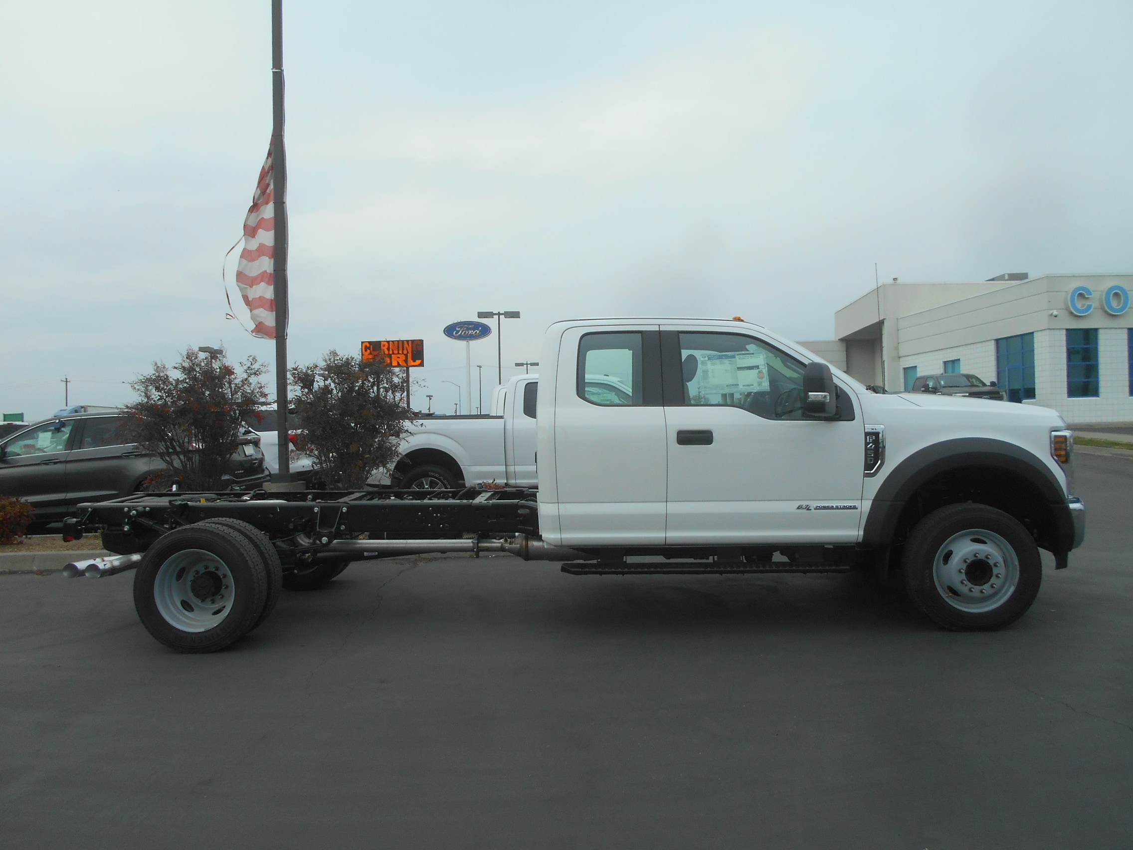 2018 F-450 Super Cab DRW, Cab Chassis #53175 - photo 7