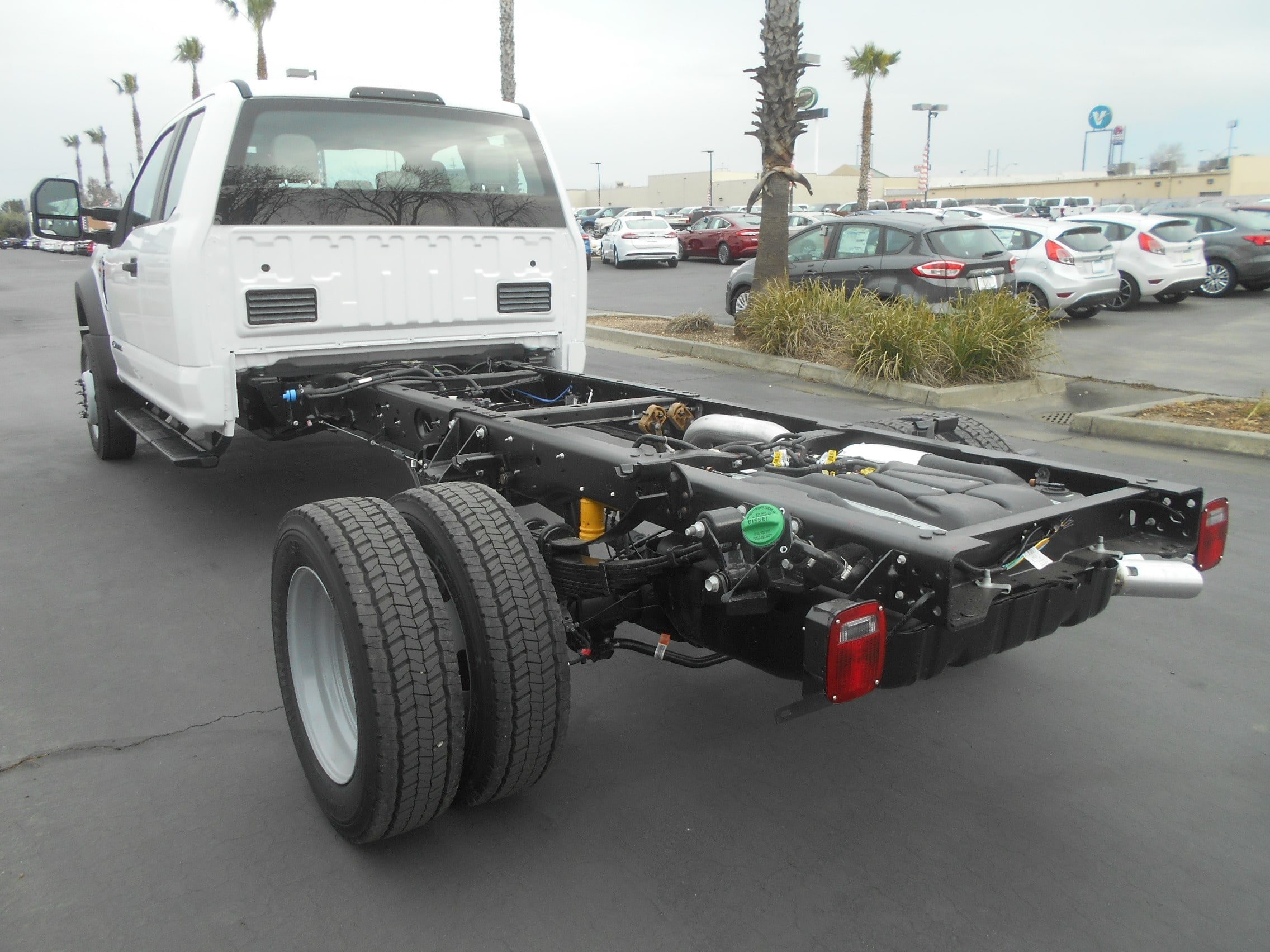 2018 F-450 Super Cab DRW, Cab Chassis #53175 - photo 2