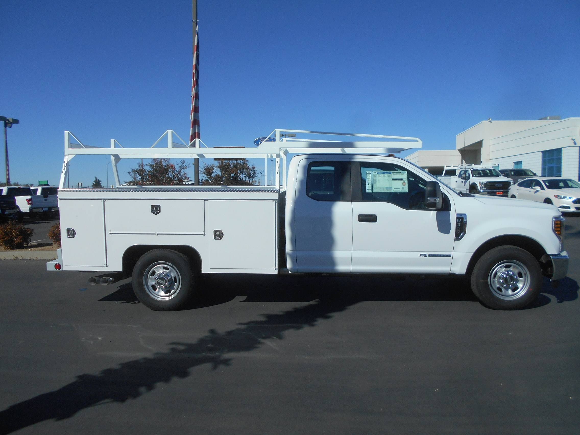 2018 F-350 Super Cab, Scelzi Service Body #53290 - photo 7