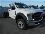 2018 F-550 Regular Cab DRW, Cab Chassis #53310 - photo 1
