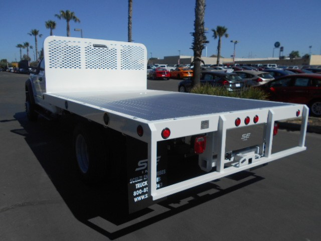 2018 F-450 Super Cab DRW 4x4,  Scelzi WFB Flatbed #53314 - photo 11