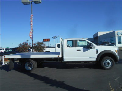 2018 F-450 Super Cab DRW 4x4,  Scelzi WFB Flatbed #53314 - photo 4