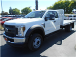 2018 F-450 Super Cab DRW 4x4,  Scelzi WFB Flatbed #53314 - photo 5