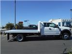 2018 F-450 Super Cab DRW 4x4,  Scelzi WFB Flatbed #53314 - photo 10