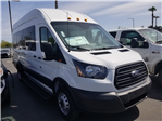 2018 Transit 350 HD High Roof DRW, Passenger Wagon #53344 - photo 1