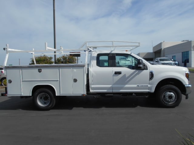2018 F-350 Super Cab DRW 4x4, Harbor Service Body #53387 - photo 7