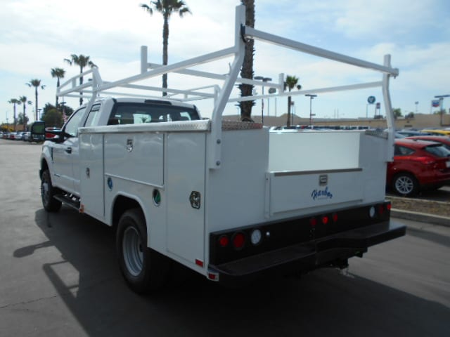 2018 F-350 Super Cab DRW 4x4, Harbor Service Body #53387 - photo 2