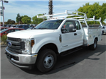 2018 F-350 Super Cab DRW 4x4, Harbor Service Body #53387 - photo 1