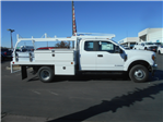 2018 F-350 Super Cab DRW 4x4, Scelzi Contractor Body #53387 - photo 1