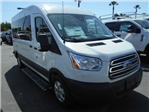 2018 Transit 350 Med Roof, Passenger Wagon #53397 - photo 1
