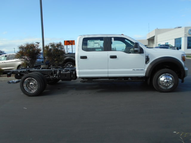 2018 F-550 Crew Cab DRW 4x4, Cab Chassis #53401 - photo 7