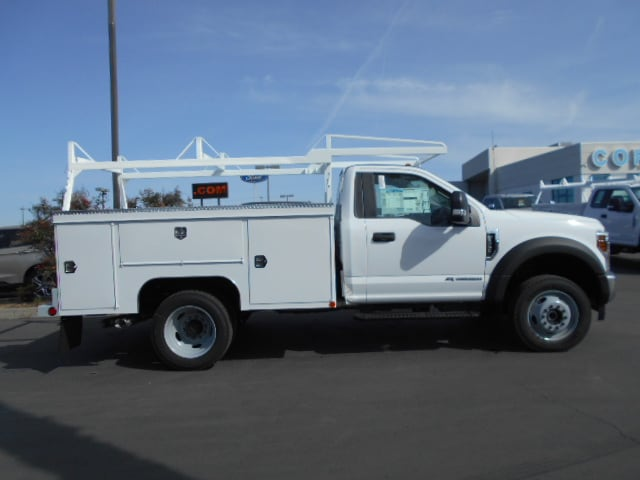 2018 F-550 Regular Cab DRW 4x4, Service Body #53524 - photo 7