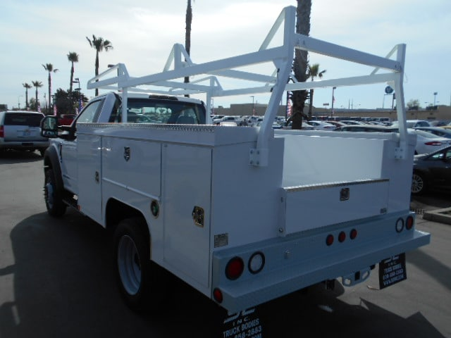 2018 F-550 Regular Cab DRW 4x4, Service Body #53524 - photo 2
