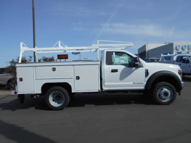 2018 F-550 Regular Cab DRW 4x4,  Scelzi Service Body #53524 - photo 7