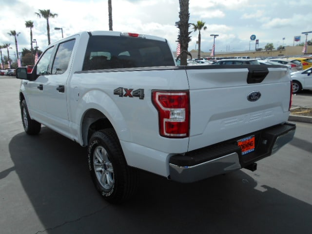 2018 F-150 SuperCrew Cab 4x4,  Pickup #53581 - photo 2