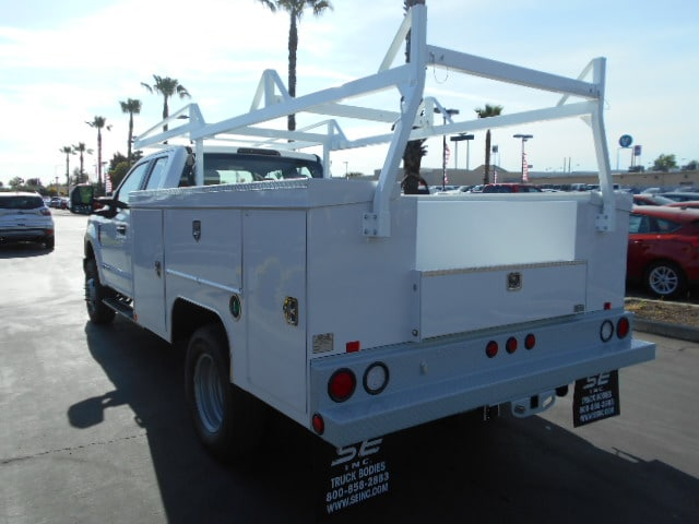 2018 F-350 Super Cab DRW 4x4, Scelzi Service Body #53606 - photo 2