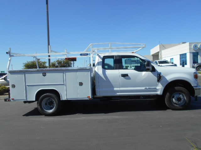 2018 F-350 Super Cab DRW 4x4, Harbor Service Body #53624 - photo 7