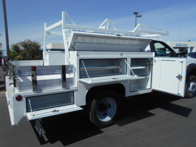 2018 F-550 Regular Cab DRW 4x4,  Scelzi Combo Body #53635 - photo 12