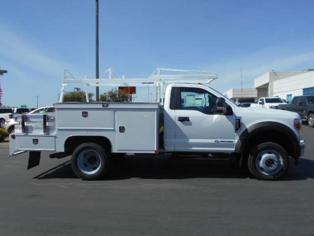 2018 F-550 Regular Cab DRW 4x4,  Scelzi Combo Body #53635 - photo 7