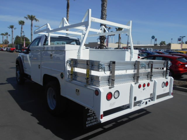 2018 F-550 Regular Cab DRW 4x4,  Scelzi Combo Body #53635 - photo 2