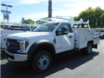 2018 F-550 Regular Cab DRW 4x4,  Scelzi Combo Body #53635 - photo 1