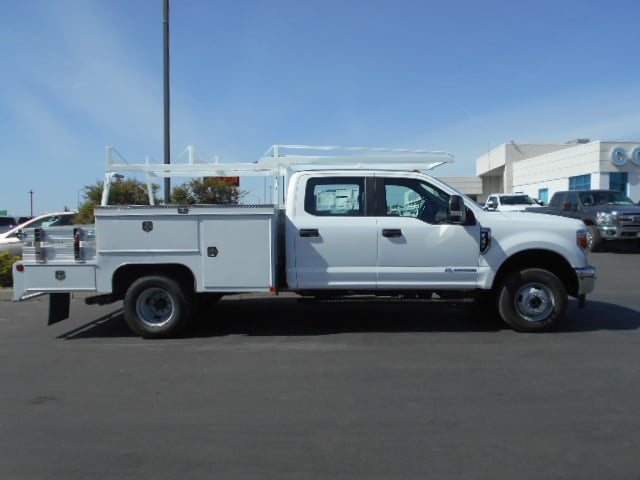 2018 F-350 Crew Cab DRW 4x4,  Scelzi Combo Body #53675 - photo 7