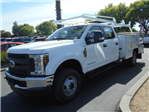 2018 F-350 Crew Cab DRW 4x4,  Scelzi Combo Body #53675 - photo 1