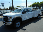 2018 F-450 Crew Cab DRW 4x4,  Scelzi Combo Body #53699 - photo 1