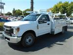 2018 F-350 Regular Cab DRW 4x2,  Scelzi CTFB Contractor Body #53720 - photo 1