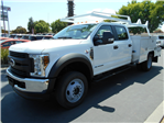2018 F-550 Crew Cab DRW 4x4,  Scelzi Combo Body #53721 - photo 1