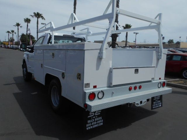 2018 F-350 Regular Cab DRW 4x2,  Scelzi Service Body #53726 - photo 2
