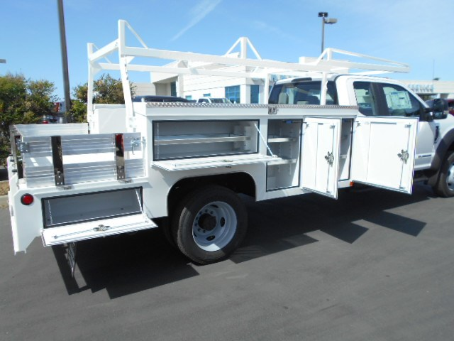 2018 F-550 Super Cab DRW 4x4,  Scelzi Combo Body #53727 - photo 14