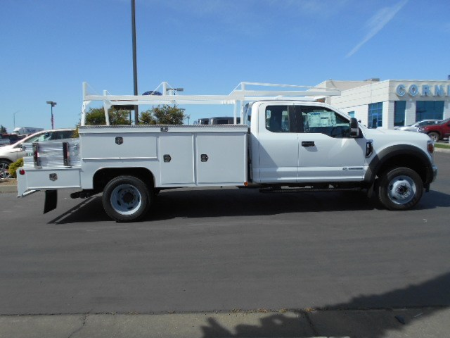 2018 F-550 Super Cab DRW 4x4,  Scelzi Combo Body #53727 - photo 7