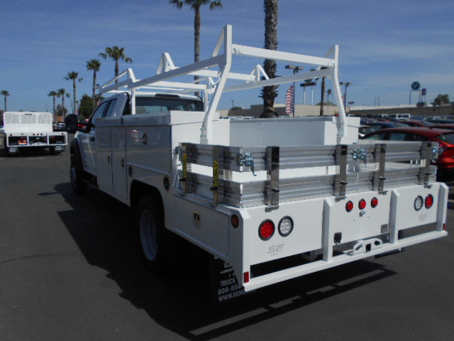 2018 F-550 Super Cab DRW 4x4,  Scelzi Combo Body #53727 - photo 2