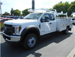 2018 F-550 Super Cab DRW 4x4,  Scelzi Combo Body #53727 - photo 1