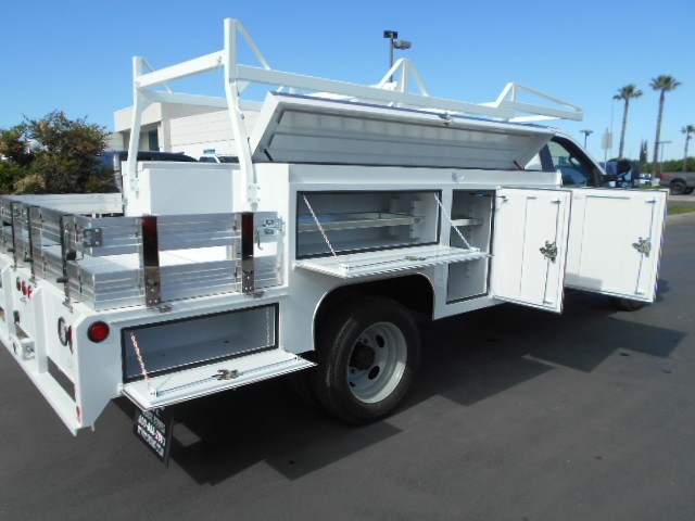 2018 F-550 Regular Cab DRW 4x4,  Scelzi Combo Body #53751 - photo 13