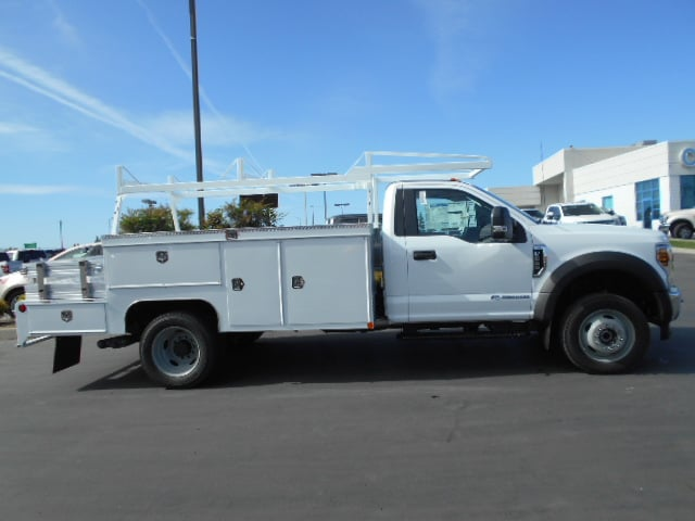 2018 F-550 Regular Cab DRW 4x4,  Scelzi Combo Body #53751 - photo 7