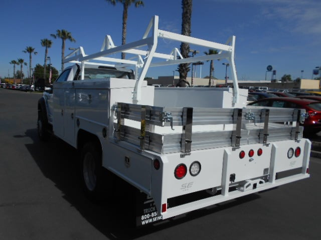 2018 F-550 Regular Cab DRW 4x4,  Scelzi Combo Body #53751 - photo 2