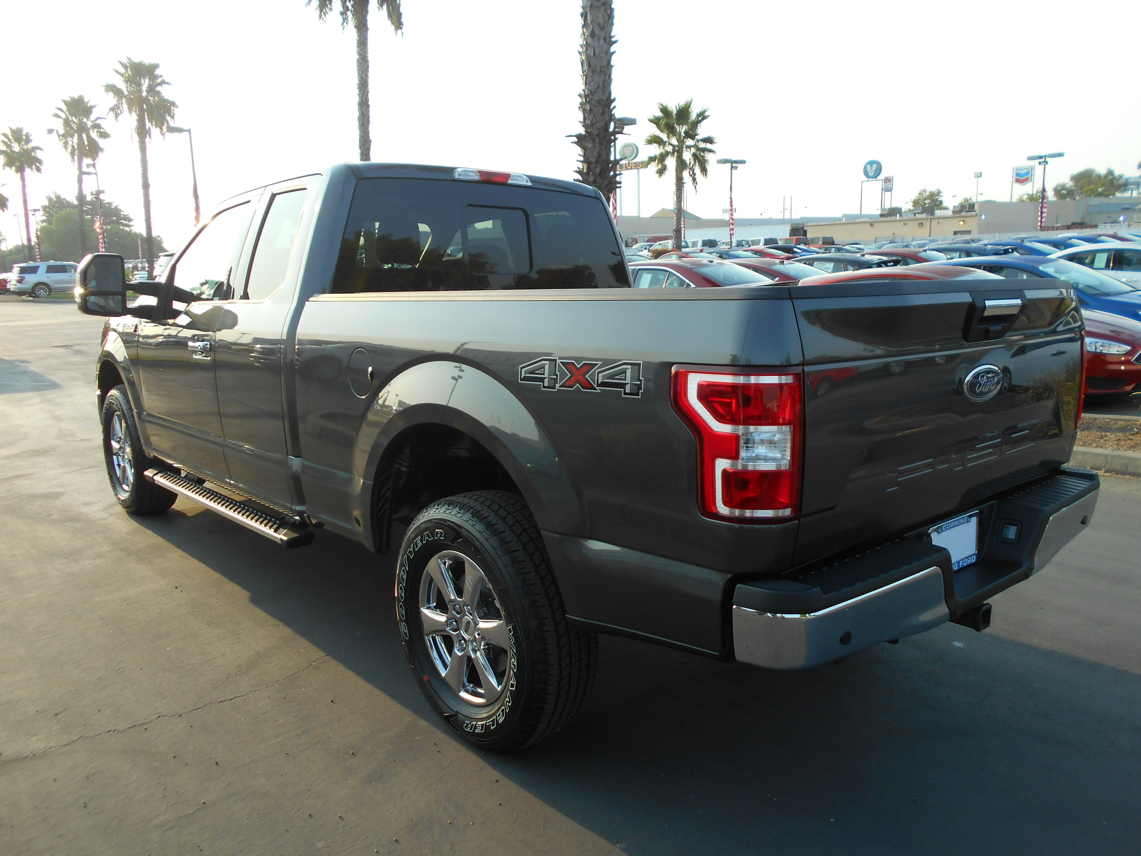 2018 F-150 Super Cab 4x4,  Pickup #53759 - photo 2